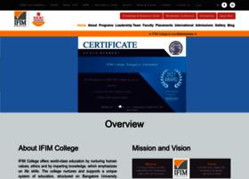 ifimcollege.com
