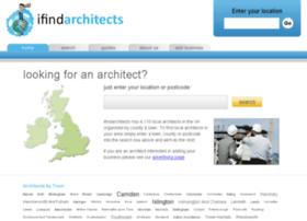 ifindarchitects.co.uk