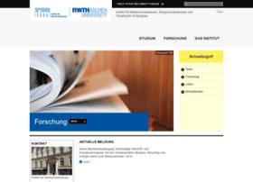 ifm.rwth-aachen.de