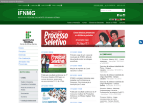 ifnmg.edu.br