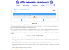 ifo.extensionfile.net