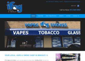 ifogvapesandsmokes.com