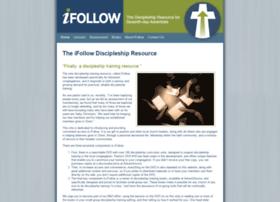 ifollowdiscipleship.org