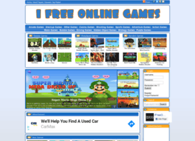 ifreeonlinegames.com