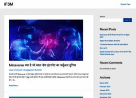 ifsm.in