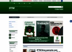 iftm.edu.br