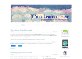 ifyoulearnedhere.weebly.com