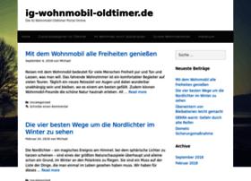 ig-wohnmobil-oldtimer.de