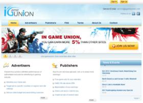igameunion.com