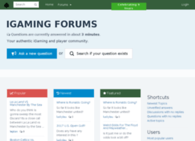 igamingforums.com