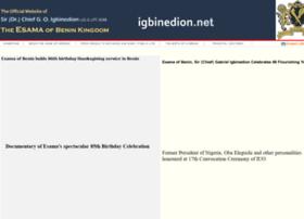 igbinedion.net