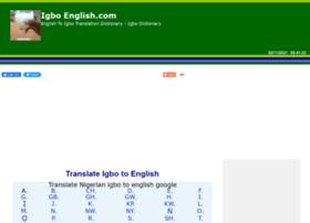 igboenglish.com
