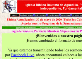 iglesiabiblicabautista.org