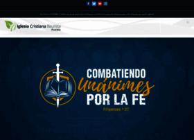 iglesiacristianabautista.com