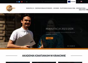 ignatianum.edu.pl