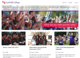 ignite.linfield.edu