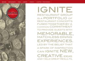 igniterestaurants.com