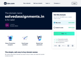ignou-mca.solvedassignments.in