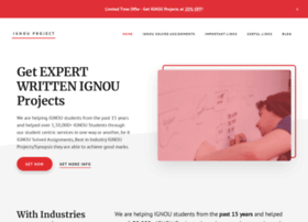 ignouproject.in