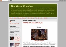 igorotpreacher.com