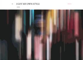 igotmyownstyle.com