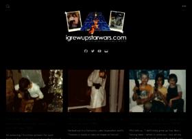 igrewupstarwars.com