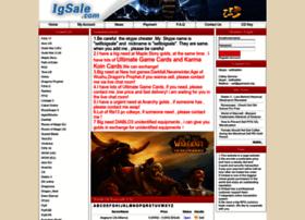 igsale.com