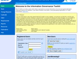 igt.hscic.gov.uk