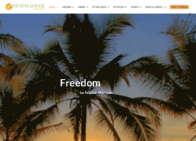 iguanalodge.com