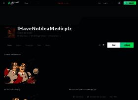 ihavenoideamedicplz.deviantart.com