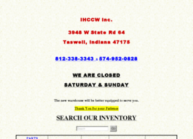 ihccw.com