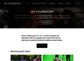 ihcfoundation.org.nz