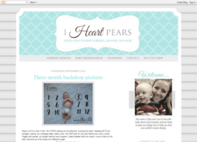 iheartpears.blogspot.com