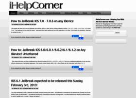 ihelpcorner.com