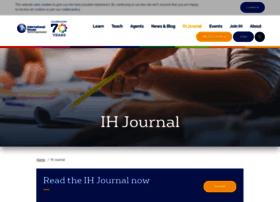 ihjournal.com