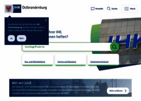 ihk-ostbrandenburg.de