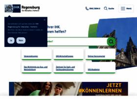 ihk-regensburg.de