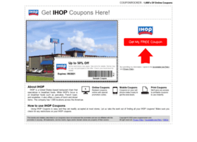 ihop.couponrocker.com