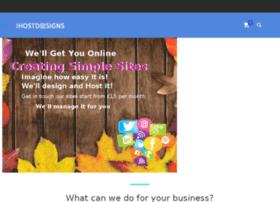 ihostdesigns.com