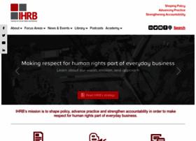 ihrb.org