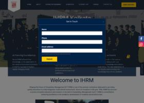 ihrmedu.org
