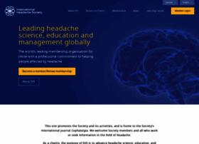 ihs-headache.org