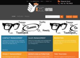 ihub-crm.com