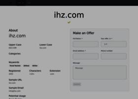 ihz.com