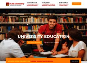iicseuniversity.org