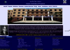 iif.edu