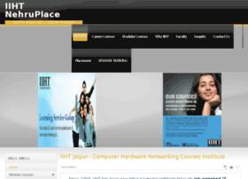iihtjaipur.com