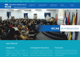 iiicab.org.bo