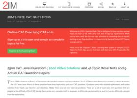 iim-cat-questions-answers.2iim.com