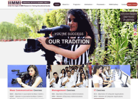 iimmieducation.co.in